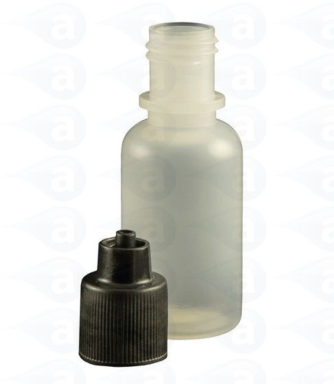 AD50BC Bottle Cap Luer Lock Adhesive Dispensing 1/2oz