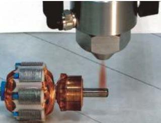 Precision spray valve