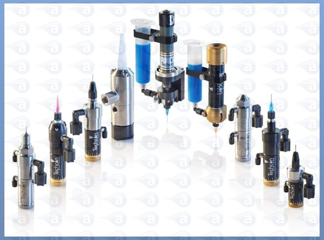 Adhesive Dispensing Valves Air Operated